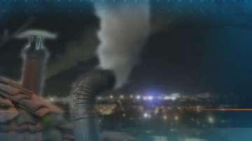 Проверяват дали се горят гуми в София за отопление