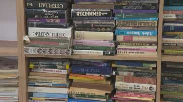 Над 4 тона книги събра кампанията на БНТ Прозорец към родината