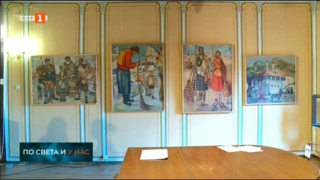 """Творби на Златю Бояджиев от, така наречения """"Мелнишки цикъл"""