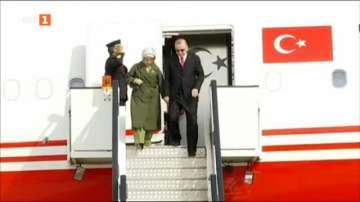 Ердоган е на посещение в Белград