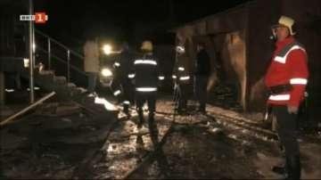 Взрив на бомба в центъра на Монтана