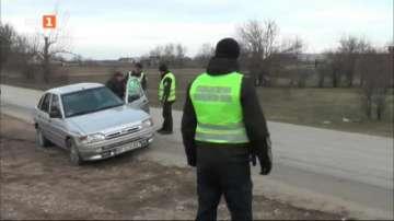 Спецоперация срещу битовата престъпност във врачанското село Търнак