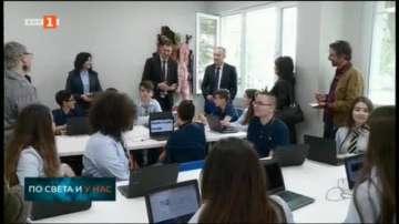 Руската гимназия в Пловдив - първото Google училище в България