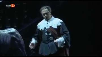 Българският баритон Владимир Стоянов получи званието Рицар на Верди