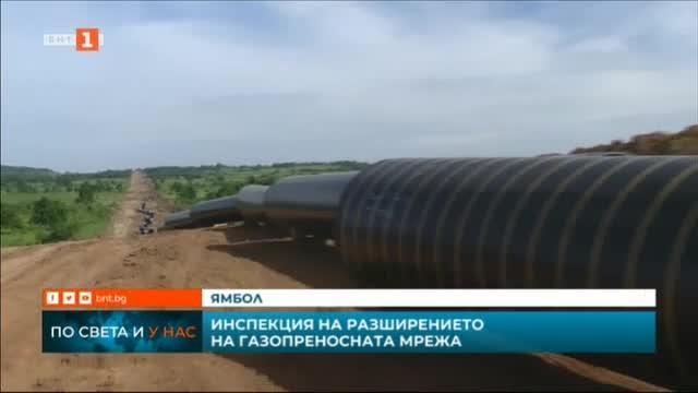 В Ямбол премиерът Бойко Борисов инспектира работата по разширението на