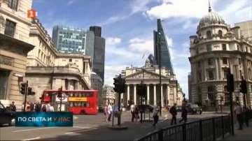 Край на свободното движение от и за Великобритания при Брекзит без сделка