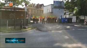 Мащабна операция в Берлин срещу трафика на чужденци
