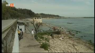 Варненци в защита на минералния басейн край морето