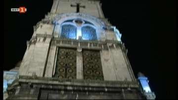 Варна посреща Благодатния огън от Йерусалим