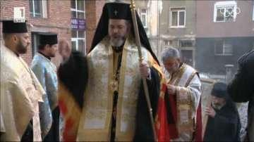 Чудотворна икона на Св. Богородица пристигна в София