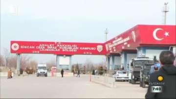 Започна делото срещу участниците в опита за преврат в Турция