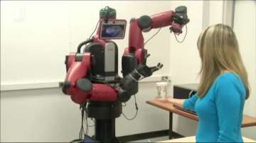 Учени създадоха робот на бъдещето