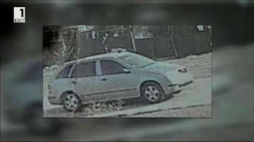 Открит е опожарен автомобилът на похитителите на Адриан Златков