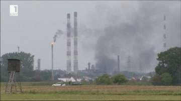 Експлозия в рафинерия край южногерманския град Инголщат, 8 души са ранени