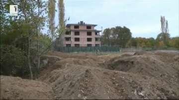 Природозащитници: Ударно се лее бетон в парк Бедечка в Стара Загора