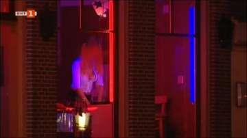 Амстердам обмисля преместване на червените фенери