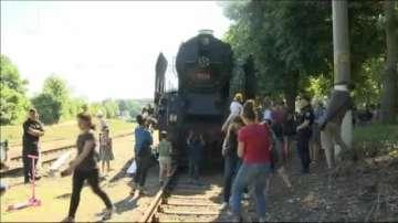 Атракционен влак потегли от Централна гара София за Банкя