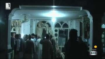 Близо 30 души загинаха при атентат в шиитска джамия в Афганистан
