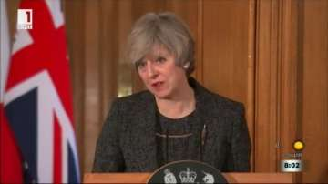Тереза Мей смята запазването на Шотландия за приоритет