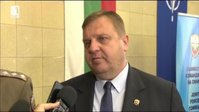 Парите за модернизацията на Българската армия са необходими, а проектът