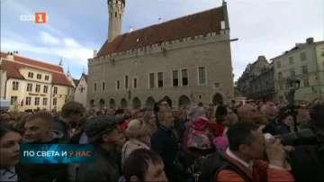 Талин празнува 800 години