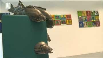 Изложба представя изкуството на страните от Централна, Източна Европа и Китай