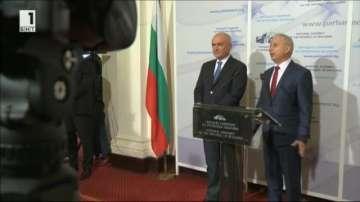 Главчев и Герджиков коментираха изказването на президента за беквокалите в НС