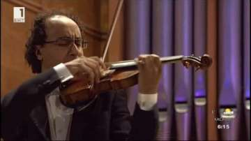 Българският Паганини изнася концерт в НДК
