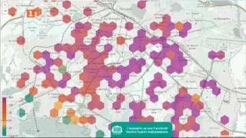 Опасно мръсен въздух в София и днес: ползвайте градския транспорт!