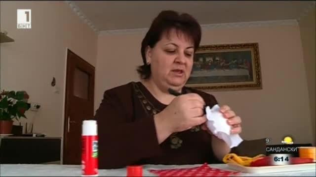 Интересен начин за популяризиране на българската шевица е избрала Ваня