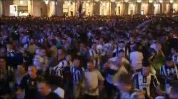 Паника в Торино