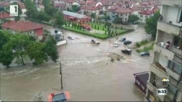 Остава в сила бедственото положение в Самоков след пороите