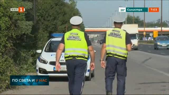 Пътна полиция в Пловдив залови шестима души, карали с превишена скорост