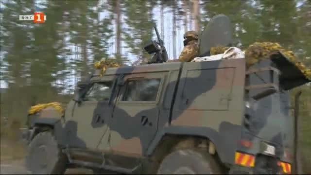 Активната фаза на най-голямото учение на НАТО