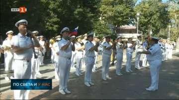 Чествания за Деня на Съединението във Варна и Русе