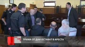 Цветелин Цветанов остава в ареста