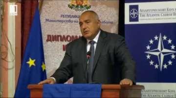 Бойко Борисов: Бойните самолети за ВВС трябва да са нови