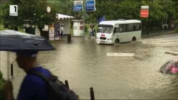 Наводненията в Сочи няма да попречат на футболната среща Русия - Хърватия