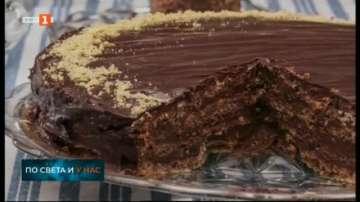 Известната торта Гараш е създадена в Русе