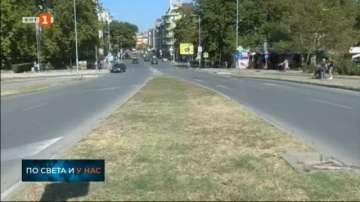С нови зелени пояси борят замърсяването в Благоевград