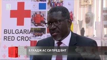 Шефът на международния Червен кръст похвали страната ни за мигрантите