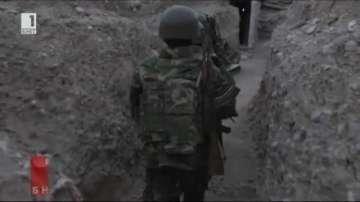 Конфликтът в Нагорни Карабах отслабва
