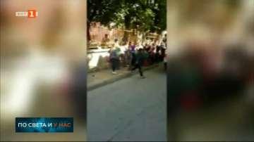 Продължава разследването за виновника за паниката в Сливен