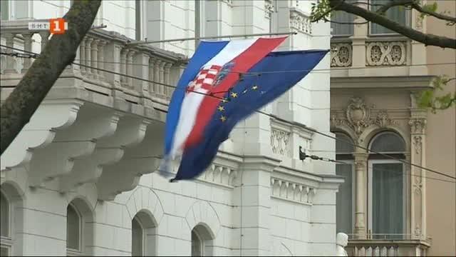 Хърватската полиция повдигна първо по рода си обвинение за разпространение