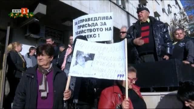 Повече от четири часа продължи заседанието на Великотърновския Апелативен съд