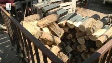 С 20 лева на кубик поскъпват дървата за огрев в Русе