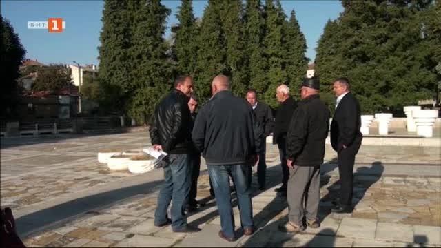 Кметове на малки населени места от страната излязоха на мълчалив