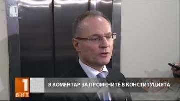 Лозан Панов: Оставката на Христо Иванов беше предизвестена смърт