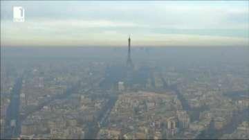 Мерки срещу замърсяването на въздуха в Париж