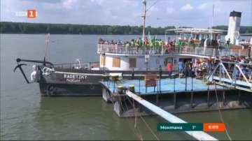 Нова кампания за спасяването на кораба Радецки
